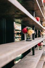 Petits bouquets pour décoration de la terrasse